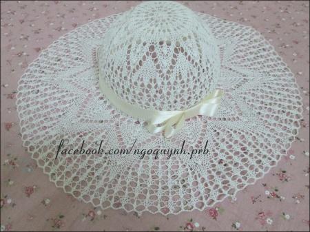 lace hat008